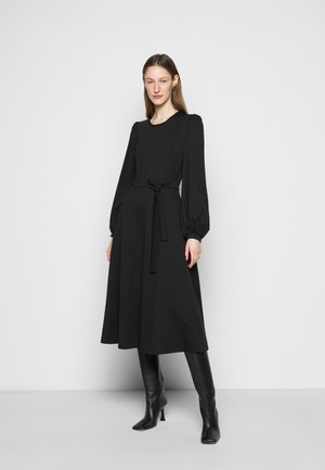 GIRALDA - Jersey dress - schwarz