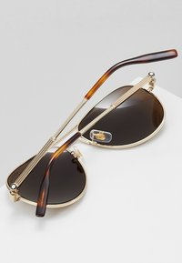 Mont Blanc - Sunglasses - gold-coloured/gold-brown - 4