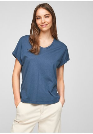 Basic T-shirt - faded blue