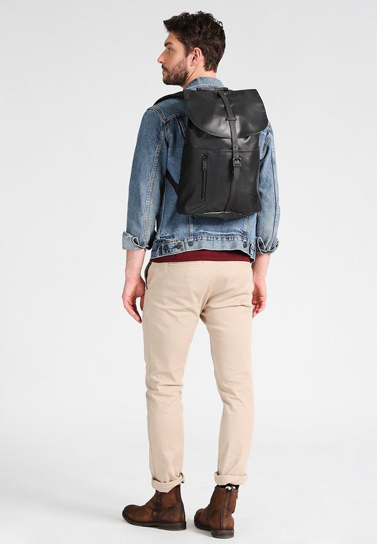 Spiral Bags - TRIBECA - Batoh - black
