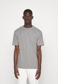 Newport Bay Sailing Club - CORE 3 PACK - Basic T-shirt - steel grey, burg, grey marl - 4