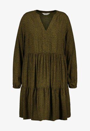 Day dress - dunkel-oliv