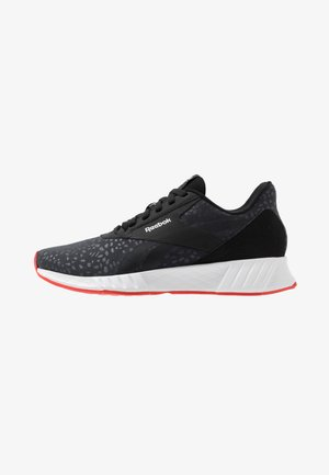 LITE PLUS 2.0 - Neutral running shoes - black/carote/white