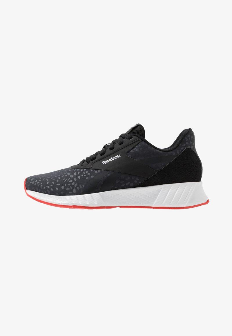 Reebok - LITE PLUS 2.0 - Obuwie do biegania treningowe - black/carote/white