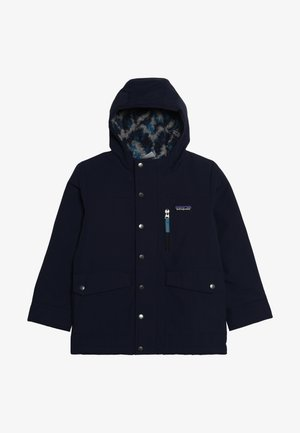 BOYS INFURNO JACKET - Zimní bunda - neo navy