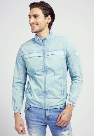 Summer jacket - himmelblau
