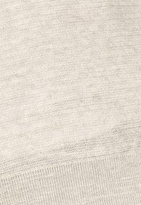 Selected Homme - SLHBUDDY CREW NECK - Maglione - light sand melange - 5