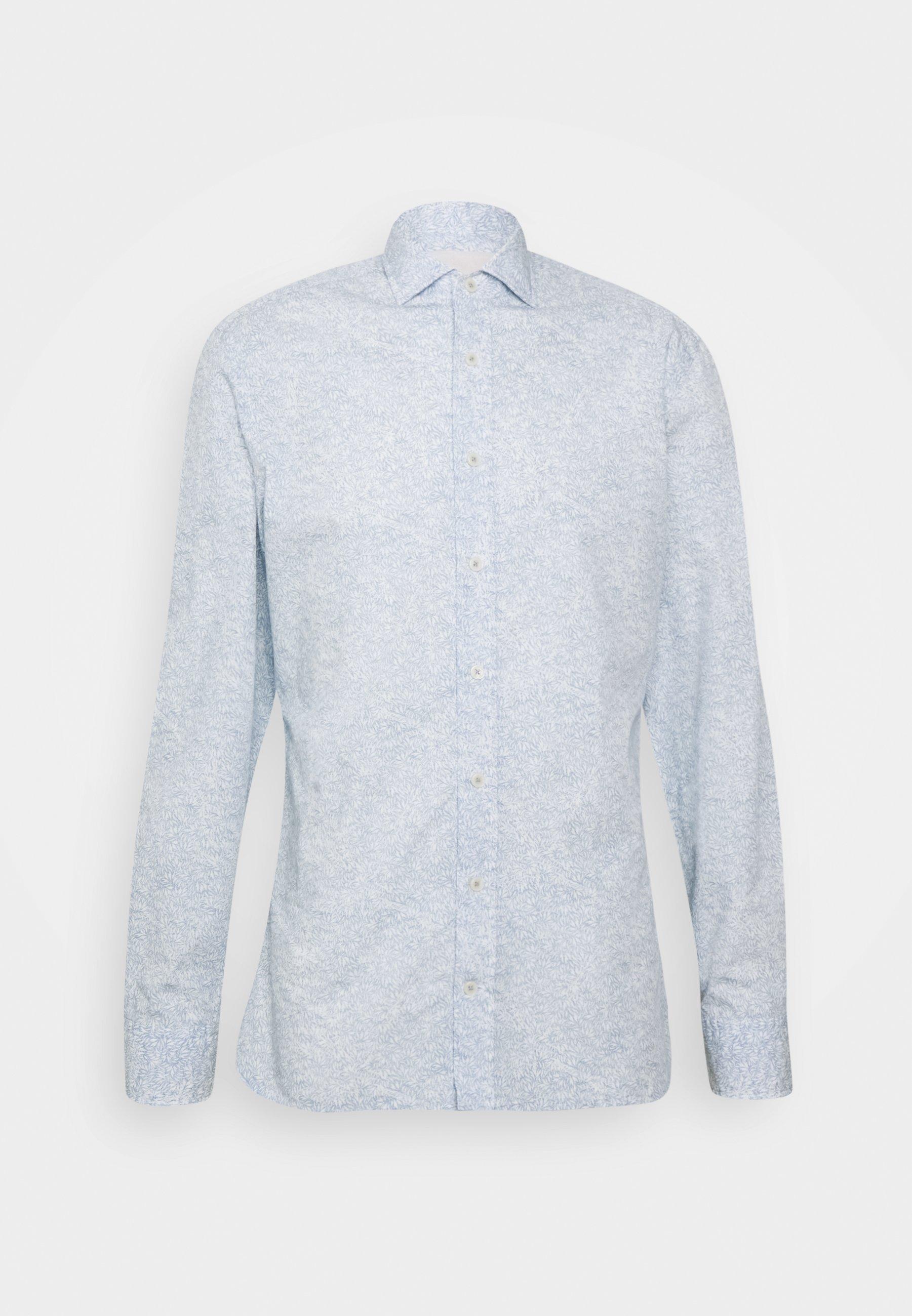 Uomo LEAF PRINT - Camicia
