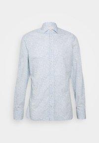 Hackett London - LEAF PRINT - Shirt - blue/white - 0