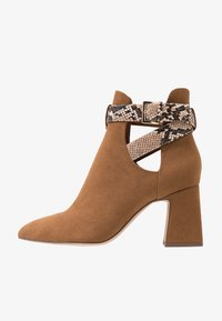 Head over Heels by Dune - PAVIA - Ankle boot - tan - 1