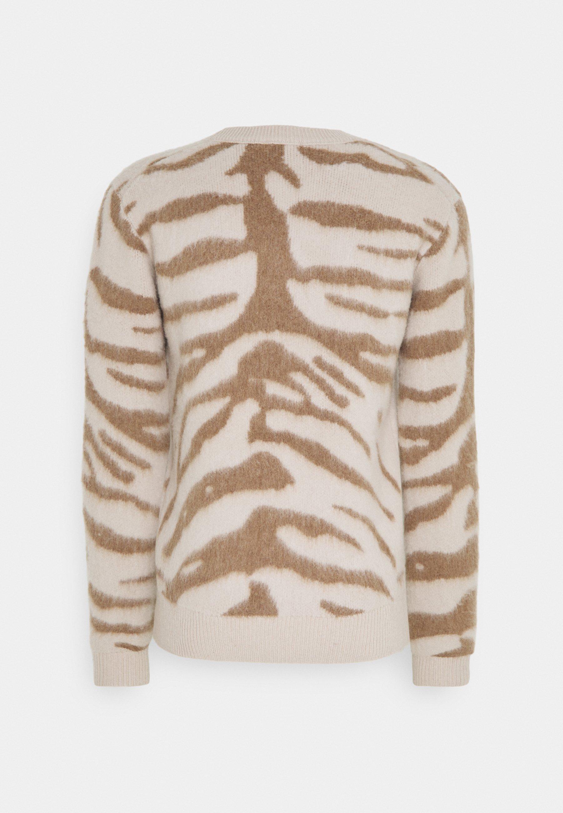 Tiger Of Sweden Jeans Prowler - Strickpullover Beige