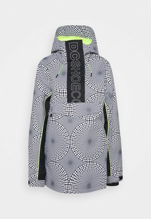 ENVY ANORAK - Snowboardjacke - opticool