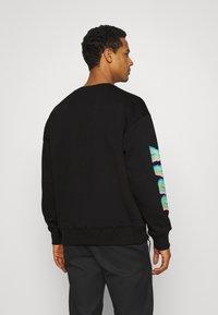 PRAY - ALL NIGHTER LONG SLEEVE UNISEX - Sweatshirt - black - 2