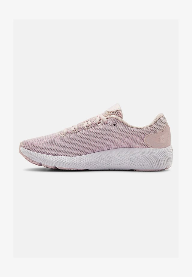 CHARGED PURSUIT  TWIST - Trail running shoes - crystal lilac