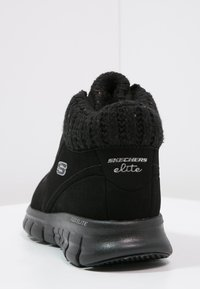 Skechers - SYNERGY-WINTER NIGHTS - High-top trainers - black - 3