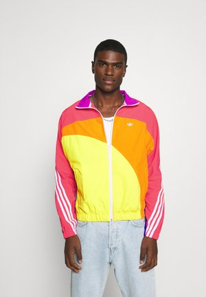 PRIDE SPORTS INSPIRED JACKET - Träningsjacka - multicolor/white
