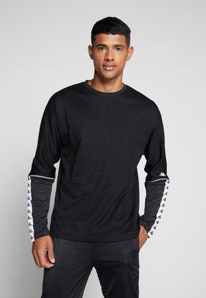 GAJUS - Camiseta de manga larga - caviar