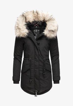 WINTERMANTEL LADY LIKE - Winter coat - black