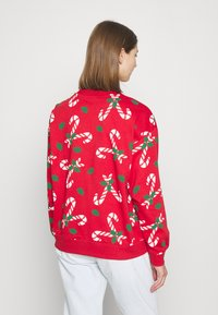 Monki - Sweatshirt - red - 2