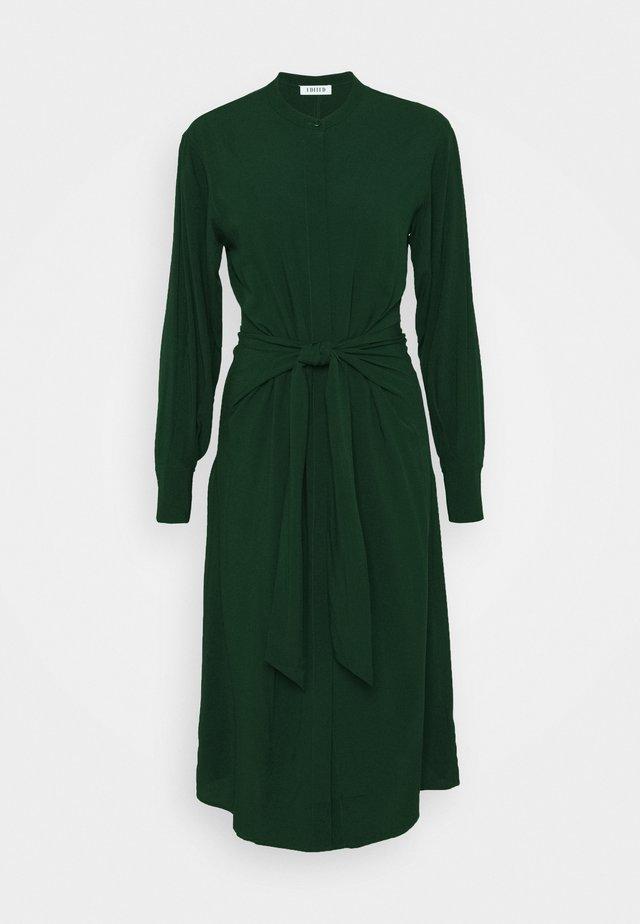 MONJA DRESS - Korte jurk - grün