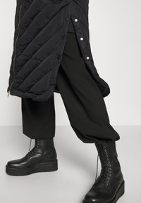 YAS - Down coat - black - 3