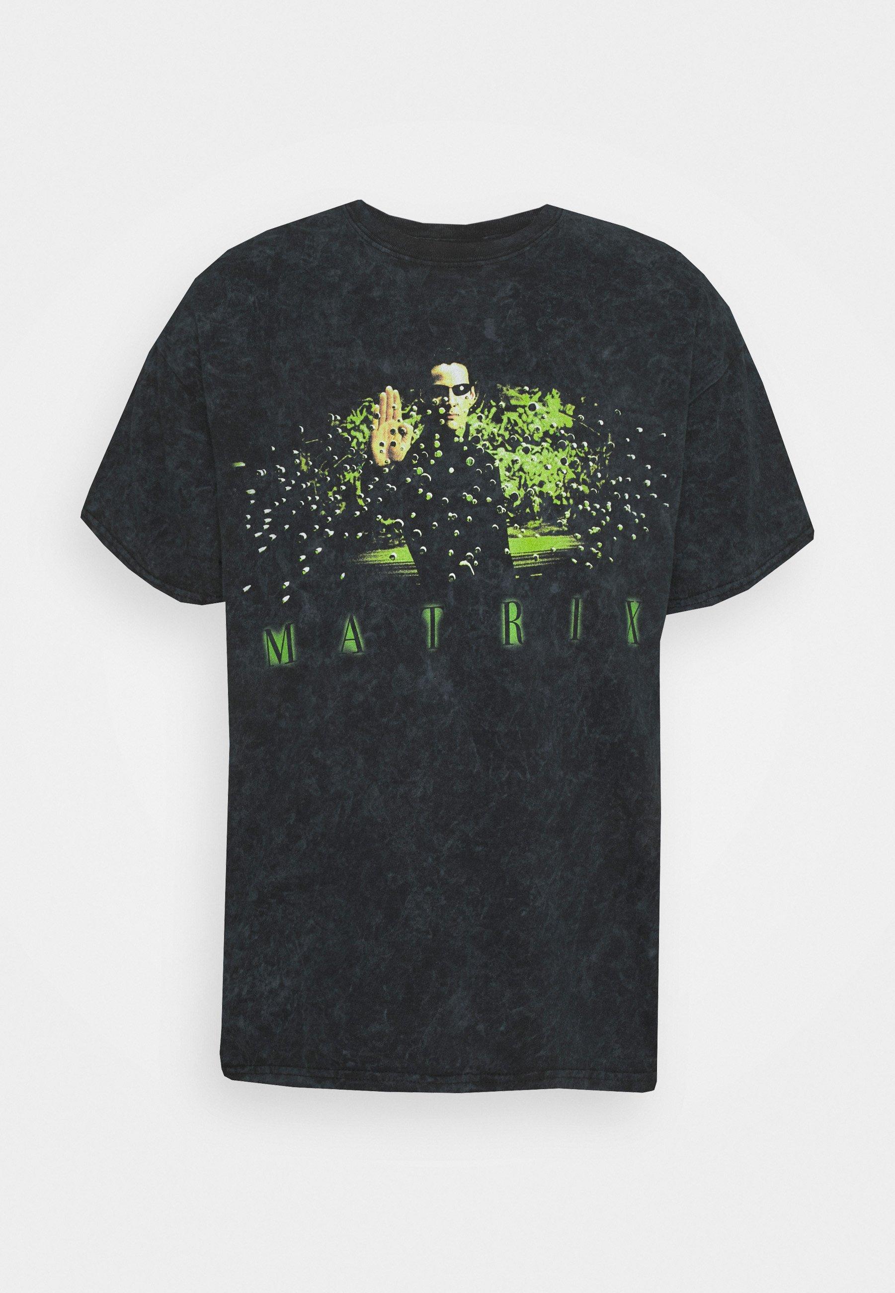 Homme MATRIX TEE - T-shirt imprimé
