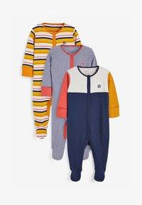 Next - 3 PACK  - Pyjamas - multi-coloured - 0