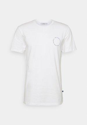 TEX - T-shirt basic - off white