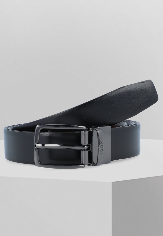Belt - black/darkbrown