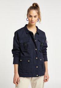 myMo - UTILITY  - Light jacket - marine - 0