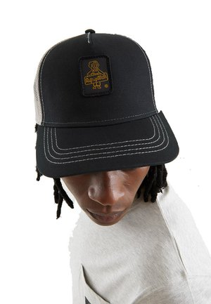 RAPPER CANVAS - Cappellino - nero/grigio