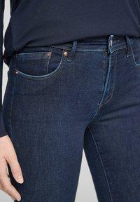 s.Oliver - Slim fit jeans - dark blue - 3