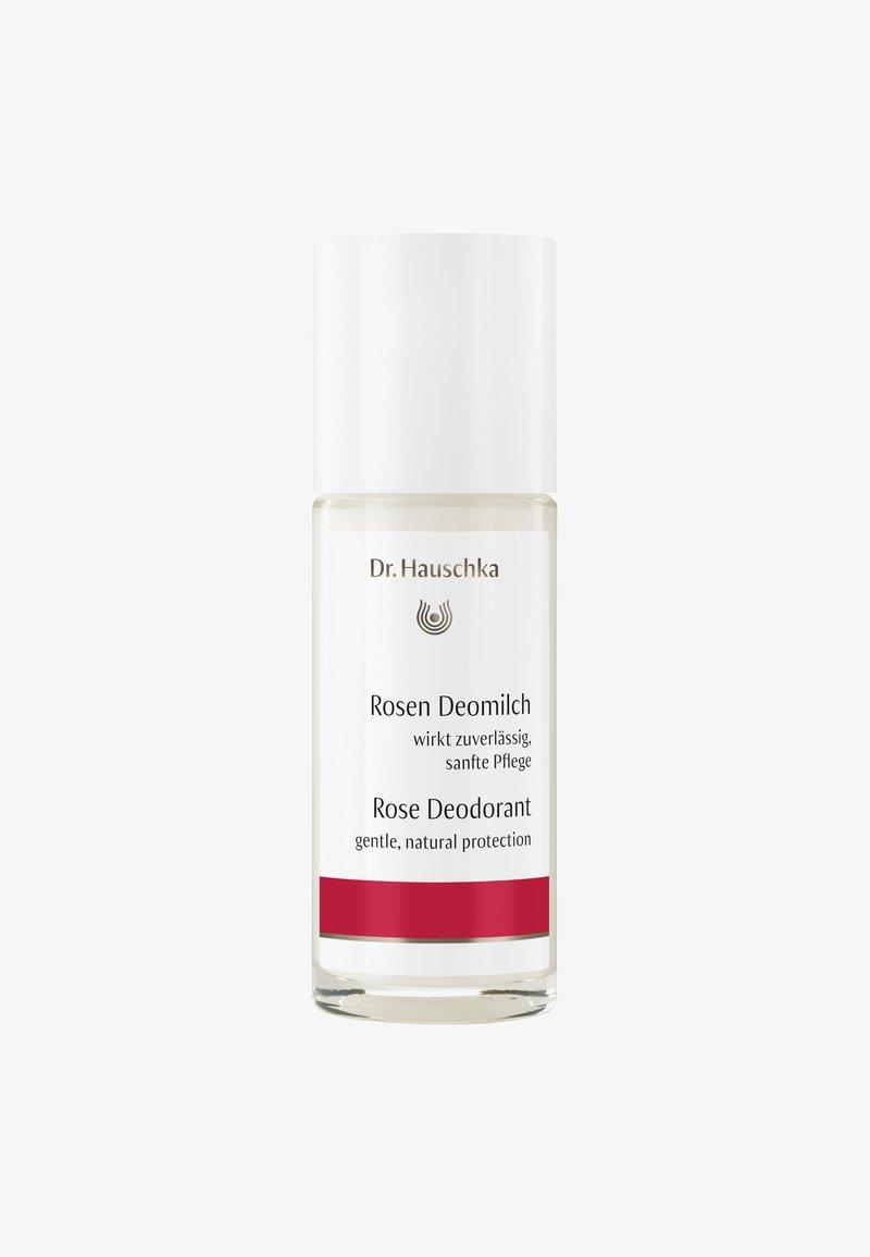 Dr. Hauschka - ROSE DEODORANT - Deodorant - -