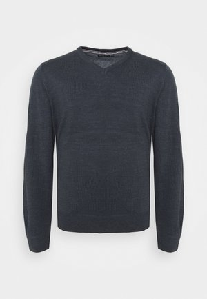 QUAZAR - Strickpullover - royal blue