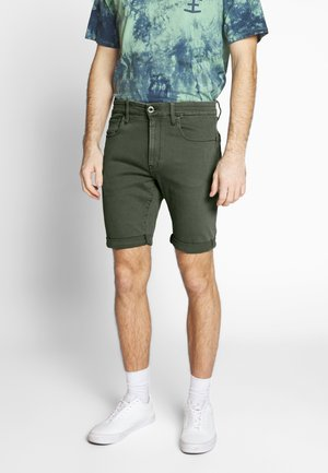 3301 SLIM SHORT - Denim shorts - wild rovic