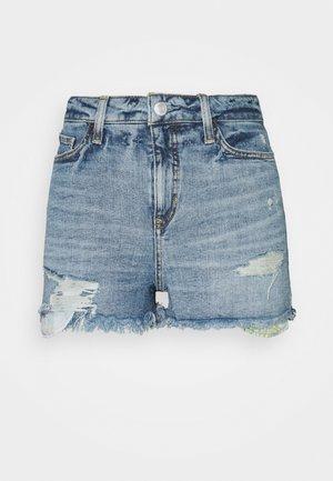 CLAUDIA - Szorty jeansowe - high times