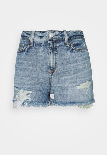 CLAUDIA - Jeans Short / cowboy shorts - high times