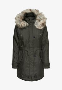ONLY - Parka - peat - 4