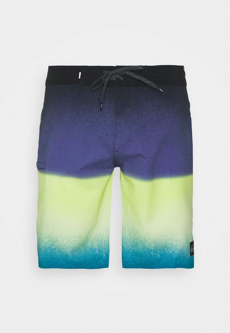 Quiksilver - SURFSILK SLAB  - Swimming shorts - nautical blue