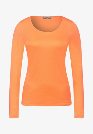 LANEA - Long sleeved top - orange