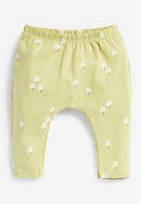 Next - SET - Leggings - Trousers - green - 6