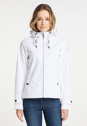Outdoor jacket - weiss