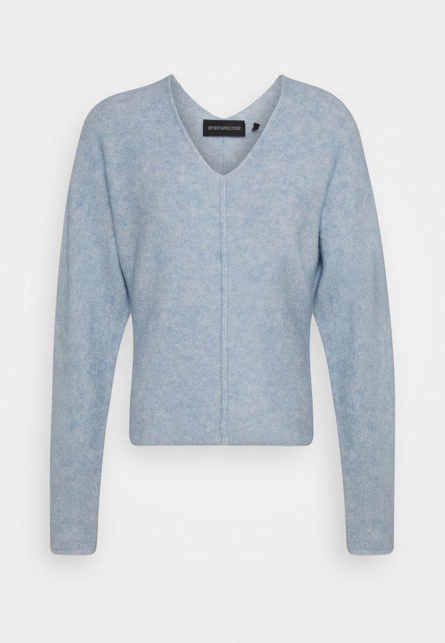 DOLORES - Jersey de punto - azurblau