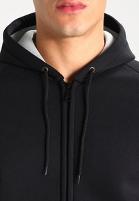 Carhartt WIP - CAR-LUX HOODED - veste en sweat zippée - black/grey - 3