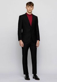 BOSS - DALLAS_DERB_LT - Smart lace-ups - black - 0