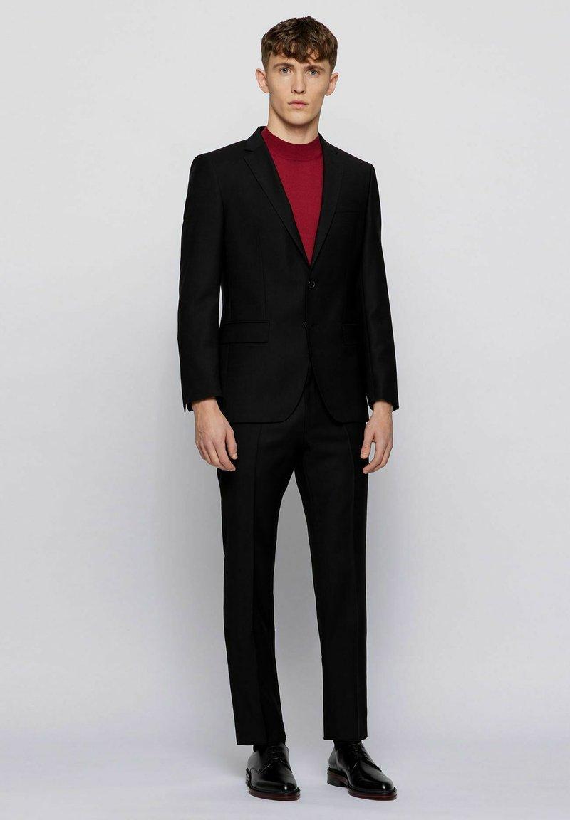 BOSS - DALLAS_DERB_LT - Smart lace-ups - black