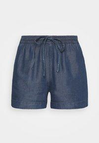 ONLY - ONLPEMA LIFE - Shorts - dark blue denim - 3