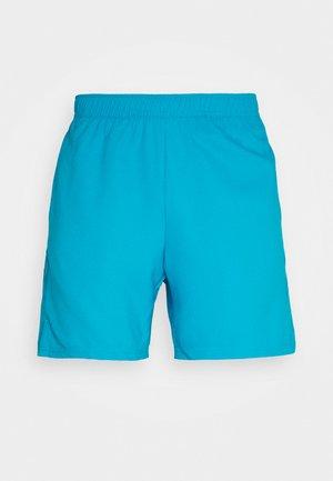 DRY SHORT - Pantalón corto de deporte - neo turquoise