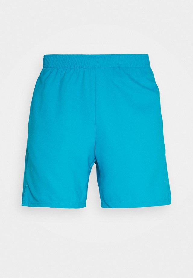 DRY SHORT - Short de sport - neo turquoise