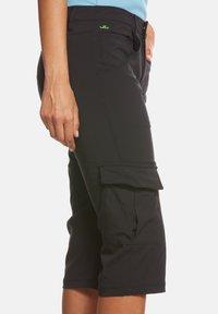 Jeff Green - MARLA - Outdoor shorts - black - 3